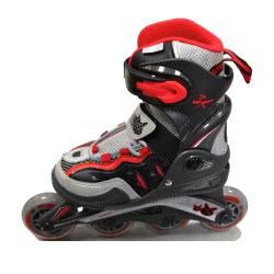 ΑΘΛΟΠΑΙΔΙΑ Roller Skate Αυξομειούμενα 38-41 Κόκκινο 002.1084/38/ΚΟΚΚΙΝΟ 8226881084416