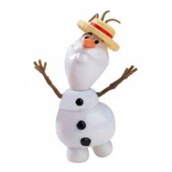 Mattel Disney Frozen Μίνι Όλαφ Με Ήχους CJW68 887961107425