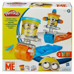 Hasbro Play-Doh Minions Mold And Stamp B0788 5010994856656