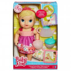 Hasbro Baby Alive Teacup Surprises Baby Blonde A9288 5010994833930