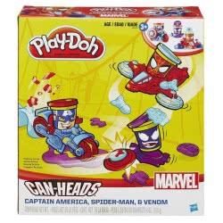 Hasbro Play-Doh  Marvel Vehicle Pack B0606 5010994851651
