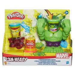 Hasbro Play-Doh Marvel Smash Hulk B0308 5010994844462