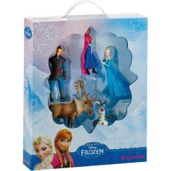 BULLYLAND Disney Frozen Figures 5 Pieces BU012220 4007176122204