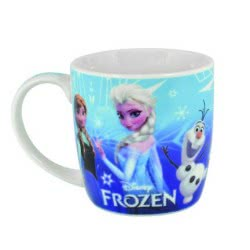 HOLLYTOON Κούπα Frozen, Anna, Elsa, Olaf REN47013 707226766573