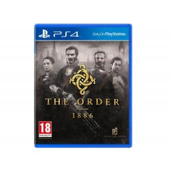 SONY PS4 The Order 1886 711719285595 711719285595
