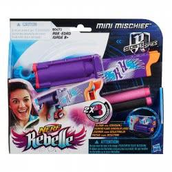 Hasbro Nerf Rebelle Secrets Και Spies Mini Mischief B0473 5010994844660