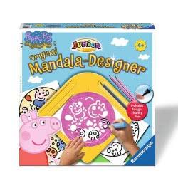 Ravensburger Παιχνιδι Κατασκευής 2 σε 1 Mandala Peppa 05-29786 4005556297863