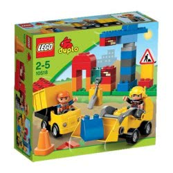 LEGO Duplo My First Construction Site 10518 5702015154086