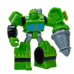 Hasbro Transformers Rescue Bots featured Bot - 3 σχέδια B0348 5010994856564