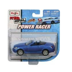 Maisto FRESH METAL POWER RACERS AYTOKINHTAKIA PULL BACK Νο3 1:36 25001C 090159250036