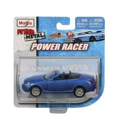 Maisto FRESH METAL POWER RACERS AYTOKINHTAKIA PULL BACK Νο3  1:36 25001C 090159250036