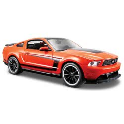 Maisto Special Edition 1:24 Ford Mustang Boss 302 31269 090159312697