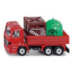 siku Φορτηγό ανακύκλωσης/50/HK SI000828 4006874008285