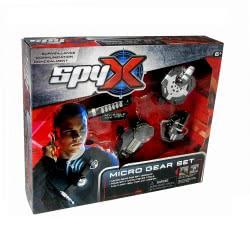 Just toys Spy X Micro Set Ζώνη Για Κατασκόπους 10151 840685101513