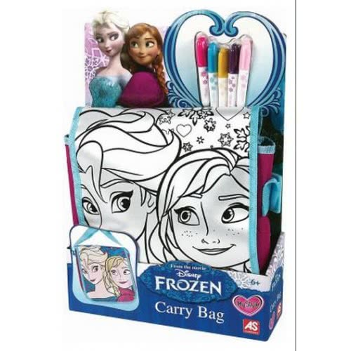 As company Τσάντα My Style Carry Bag Frozen 1080-05143 5203068051433