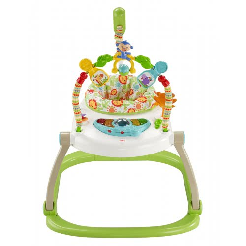 0a0f3c45091 Fisher-Price ΝΕΟ JUMPEROO RAINFOREST FRIENDS CHN38 | Toys-shop.gr