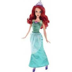 Mattel Disney Princess Γκλίτερ Πριγκίπισσες (6 Σχέδια) CFB82 887961053937
