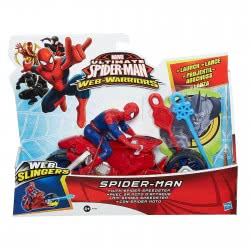 Hasbro Spiderman Web Slingers Racers B0569 5010994848194