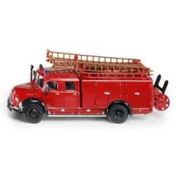 siku Όχημα βοηθητικό πυροσβεστικής Magirus 1:50/20/HK SI004115 4006874041152
