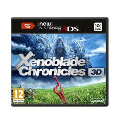 Nintendo 3DS Xenoblade Chronicles 3D (Exclusive For NEW 3DS) NEW 045496527754 045496527754