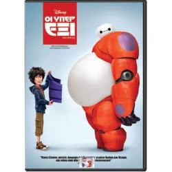 Disney Dvd Οι Υπερέξι (Big Hero) 018034 5205969180342