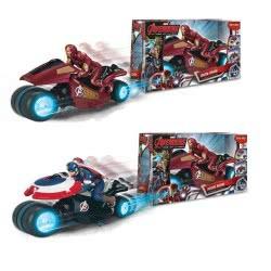 GIOCHI PREZIOSI Avengers Τηλεκατευθυνόμενη Μηχανή Ironman GPH20725 8001444148350