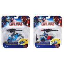 Hasbro Captain America Movie Combat Racers 6.35 Εκ B5769 5010994944933