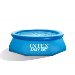 INTEX Πισίνα Μεγάλη Easy Set 244X76cm 28112 6941057400082