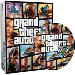 ROCKSTAR GAMES PC GTA V Grand Theft Auto V  5026555064255
