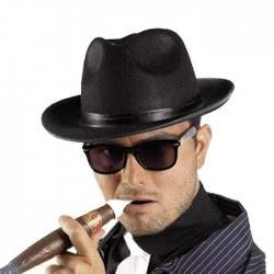 CLOWN Καπέλο Μαφίας Τσόχινο 57Cm 74043 5203359740435