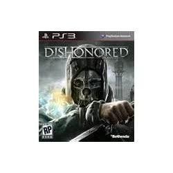 EA GAMES PS3 DISHONORED 008321 093155119710