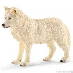 Schleich Λύκος Αρκτικής SC14742 4005086147423