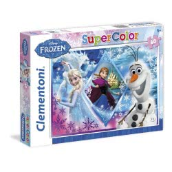 Clementoni ΠΑΖΛ 60 S.C. Disney Frozen Hope For The Kingdom 1200-26917 8005125269174