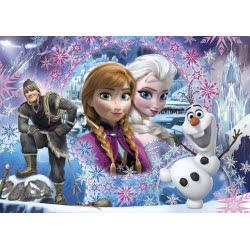 Clementoni ΠΑΖΛ 104 MAXI S.C. Disney Frozen Βασίλισσα του Βουνού 1210-23662 8005125236626