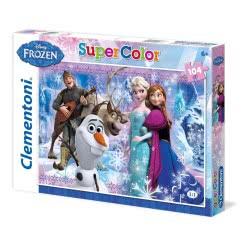 Clementoni ΠΑΖΛ 104 S.C Disney Frozen 1210-27912 8005125279128