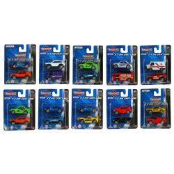 As company Teamsterz Die Cast Αυτοκίνητο 1:64 Διπλό 7535-15988 5050841598810