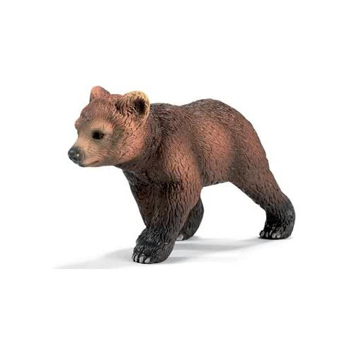 Schleich ΑΡΚΟΥΔΑΚΙ GRIZZLY SC14324 4005086143241