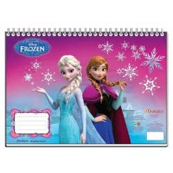 Diakakis imports Μπλοκ Ζωγραφικής Disney Frozen 60419 5205698161940