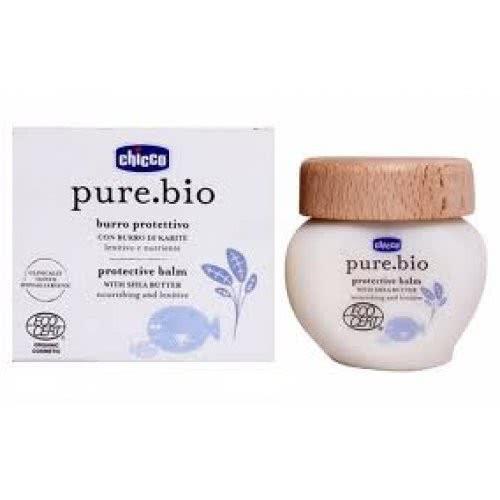 Chicco Pure Bio Βιολογικό Προστατευτικό Βάλσαμο 75Ml 01256-00 8003670733805