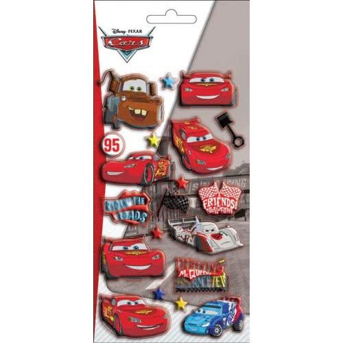 Diakakis imports ΑΥΤΟΚΟΛΛΗΤΑ PUFFY CARS 0560591 5205698168666