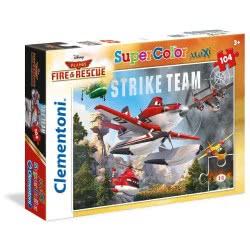 Clementoni Παζλ Maxi 104Τεμ Disney Planes 1210-23661 8005125236619