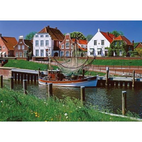 Ravensburger Παζλ 2000τεμ. Κανάλι στη Β. Γερμανία 05-16678 4005556166787