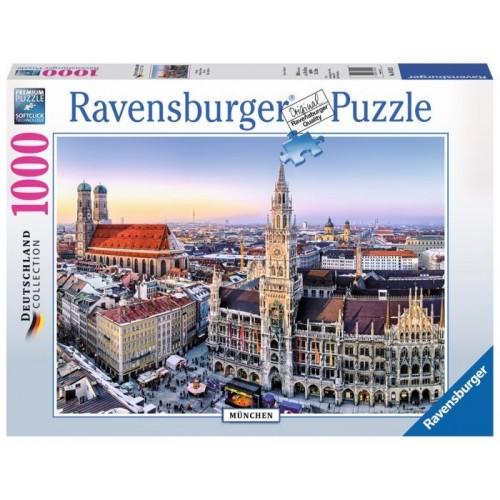 Ravensburger Παζλ 1000τεμ. Καθεδρικός Μονάχου 05-19426 4005556194261