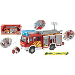 DICKIE TOYS DICKIE Πυροσβεστικό Όχημα Iveco Fire Engine 20 344 4537 4006333004353