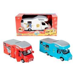 DICKIE TOYS DICKIE Camper Van Σε 3 Χρώματα 20 331 4320 4006333016011