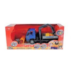 DICKIE TOYS DICKIE Οχήματα Multicar Fumo σε 4 σχέδια 20 341 4632 4006333346323