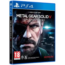 KONAMI PS4 Metal Gear Solid V: Ground Zeroes 4012927100028 4012927100028