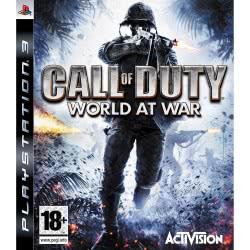 Activision PS3 Call Of Duty World At War 003524 5030917088247