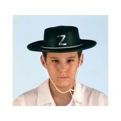 fun world Καπέλο Zorro Παιδικό 3494 5212007503094