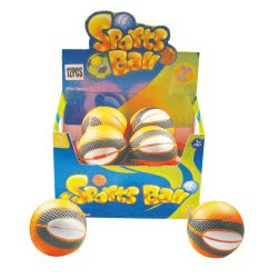 ZANNA toys ΜΠΑΛΑΚΙ ΜΑΛΑΚΟ SOFT BALL 9εκ 20-50 6823582406411